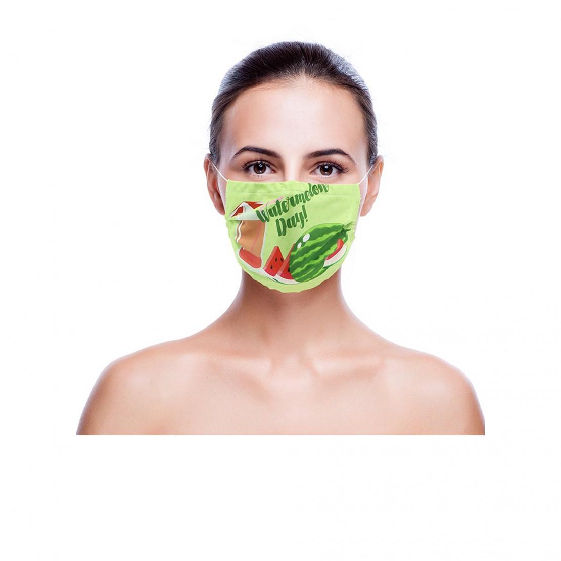 Masque microfibre